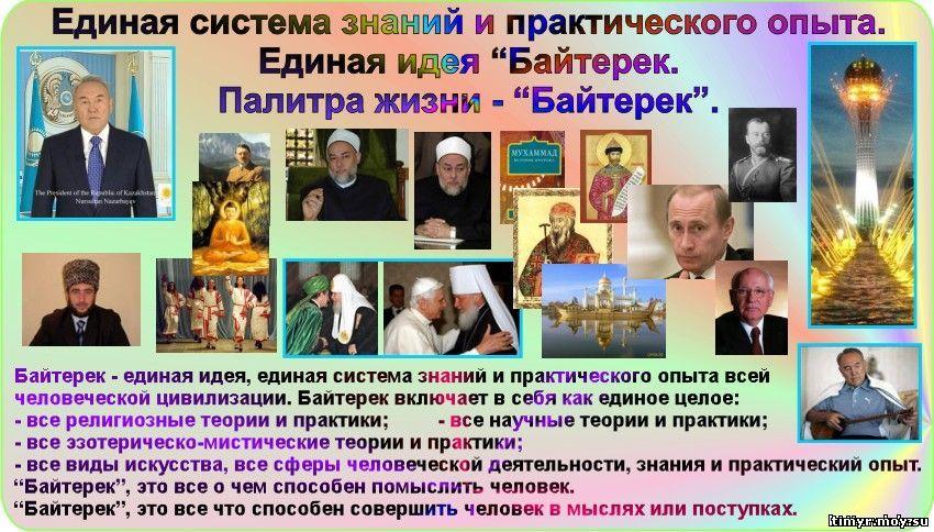 Учение, религия, наука.